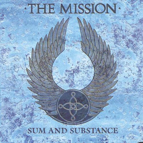 the mission - sum and substance - cd original ótimo estado