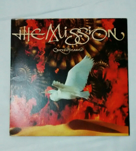 the mission vinil carved in sand sister cure bauhaus