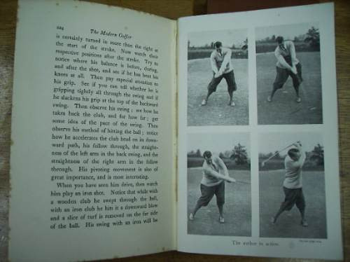 the modern golfer  - cyril j. h. tolley
