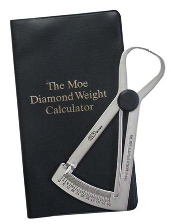 the moe diamond weight calculator