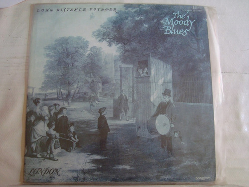 the moody blues long distance voyager disco lp polygram