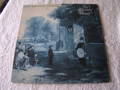 the moody blues long distance voyager lp usa vinilo exc+++