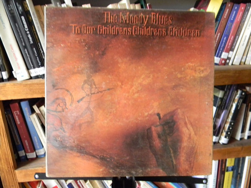 the moody blues - to our children - lp usa