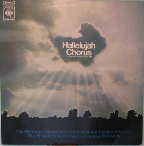 the mormon tabernacle choir - hallelujah chorus - 1970