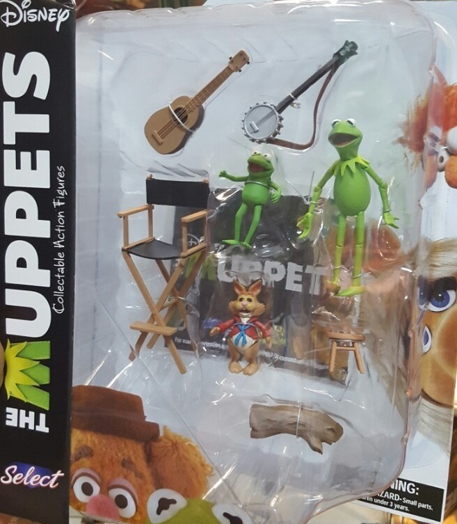 The Muppets: Kermit  (diamond Select Toys)  Serie 1  2016