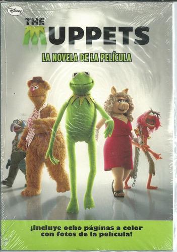 the muppets la novela de la película
