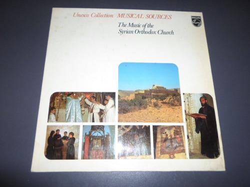 the music of the orthodox church * lp importado