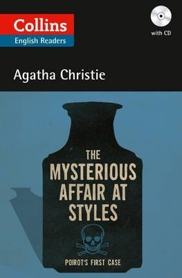 the mysterious affair at styles collins eng.read.- b2 + cd