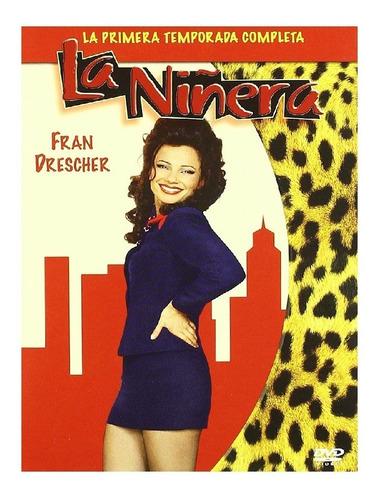 the nanny - la niñera - serie completa - dvd