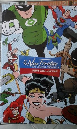 the new frontier en español completo dc absolute