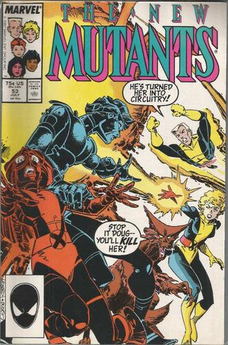 the new mutants 53 - marvel - bonellihq cx24 c19