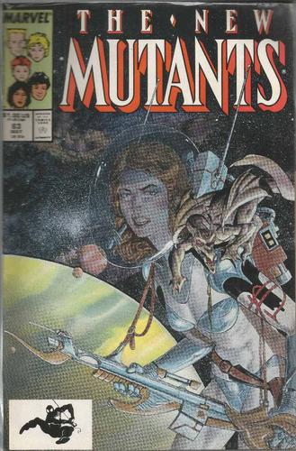 the new mutants 63 - marvel - bonellihq cx24 c19