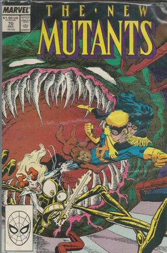 the new mutants 70 - marvel - bonellihq cx24 c19