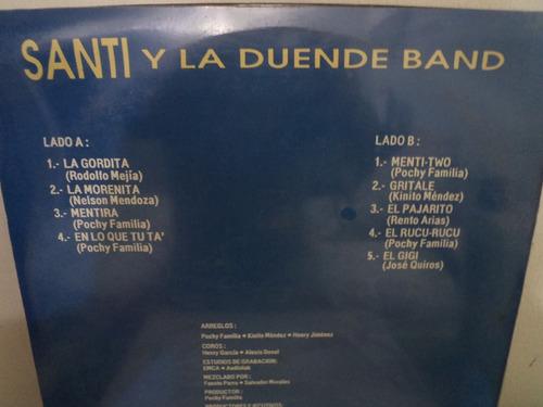 the new york band - sudando amor -  lp