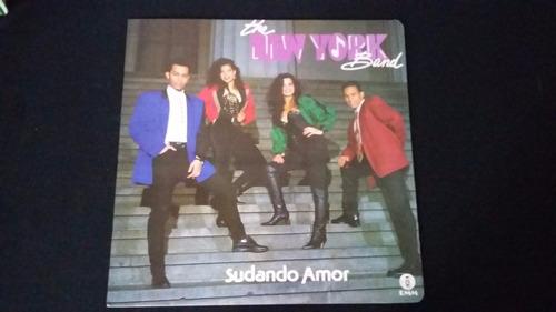 the new york band sudando amor lp vinilo merengue