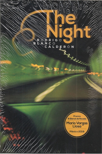 the night (novela / nuevo) / rodrigo blanco calderón