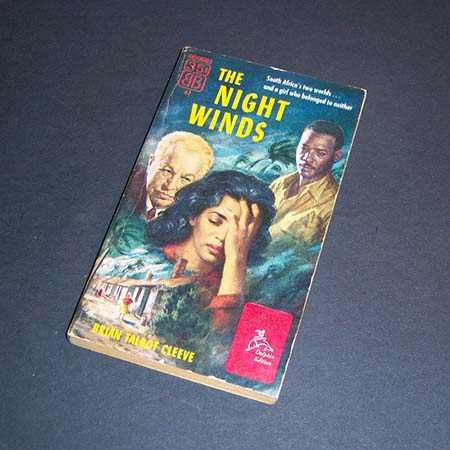 the night winds. brian talbot cleeve