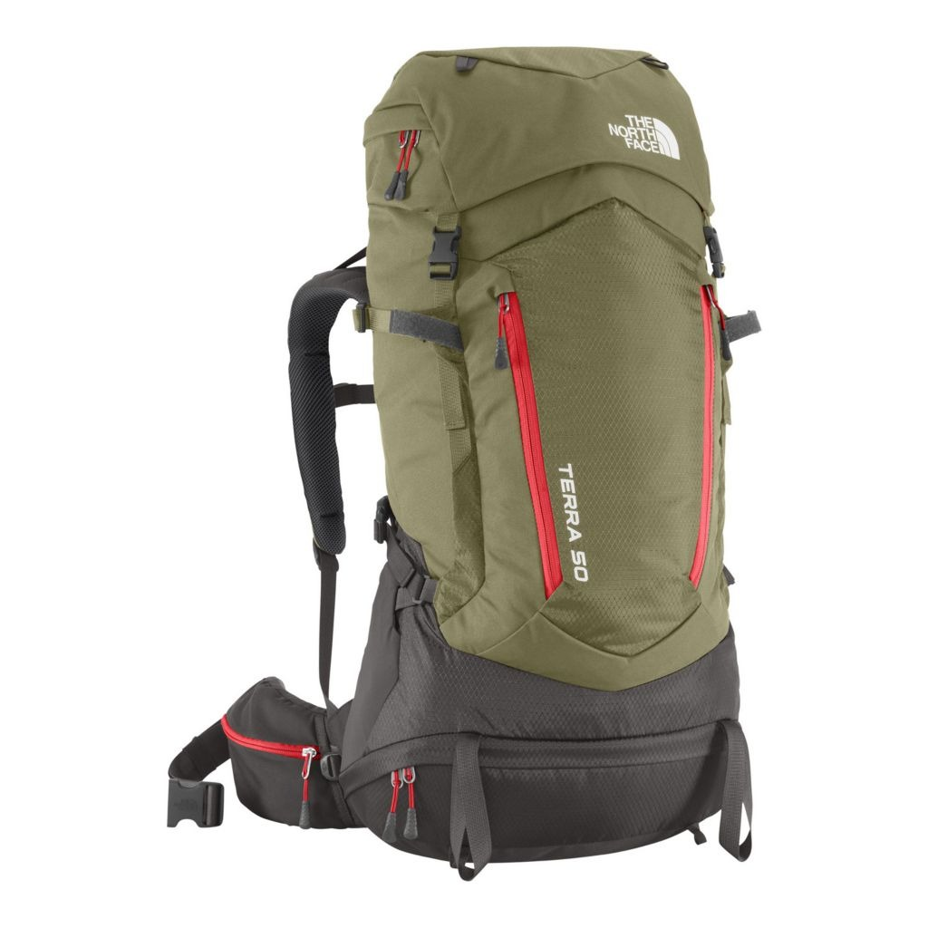 mochila north face terra 50