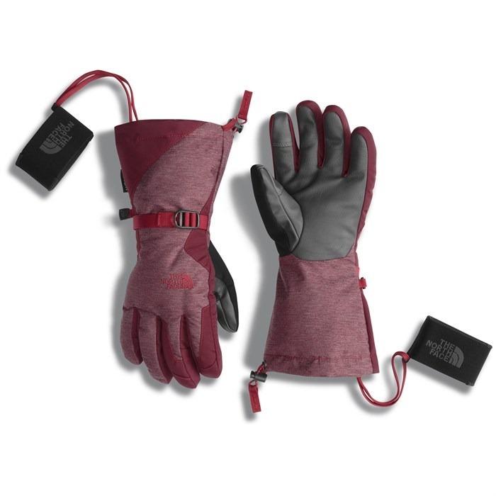 The North Face Guantes Térmicos Para Nieve Montaña Mujer G ... 279b12e3d526