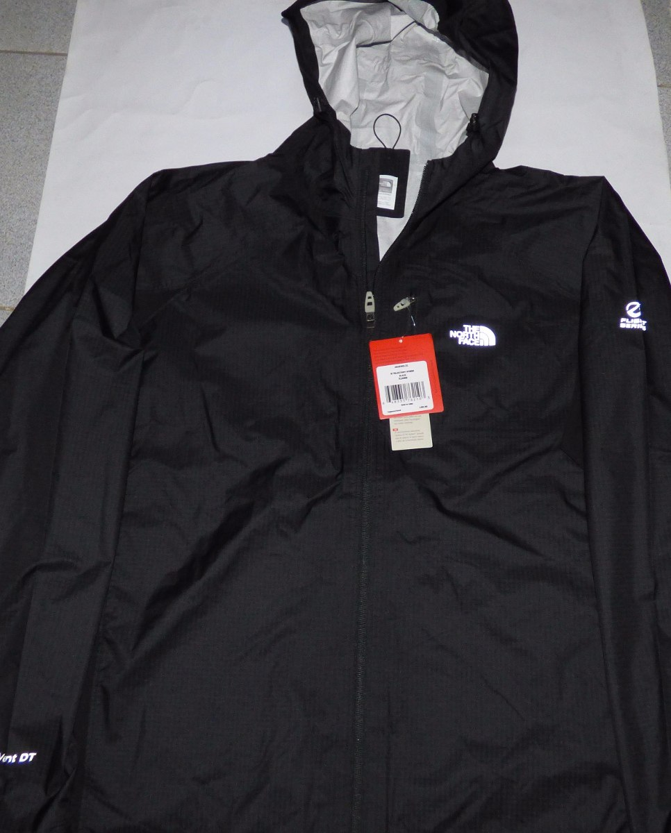 chamarra the north face hyvent