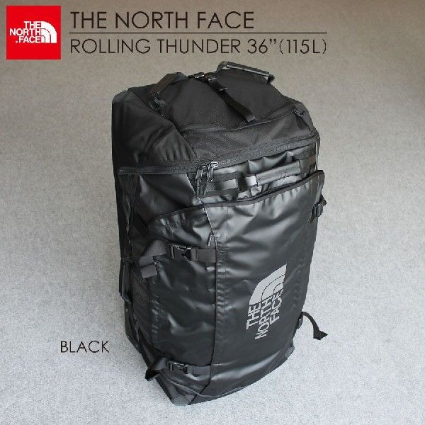te north face maletas
