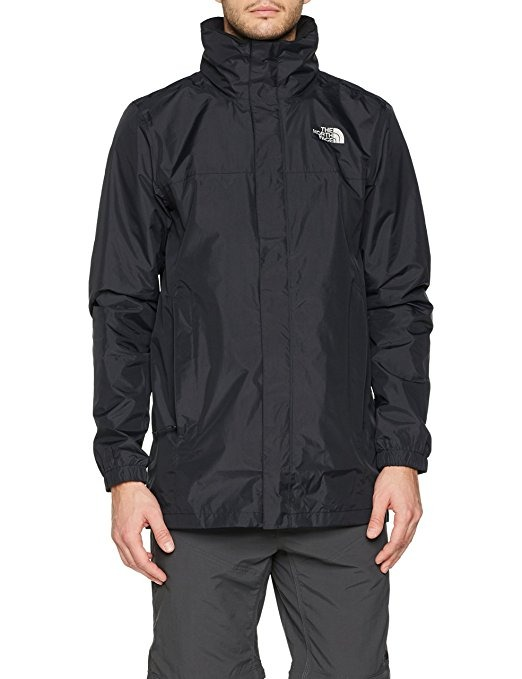 north face resolve hombre