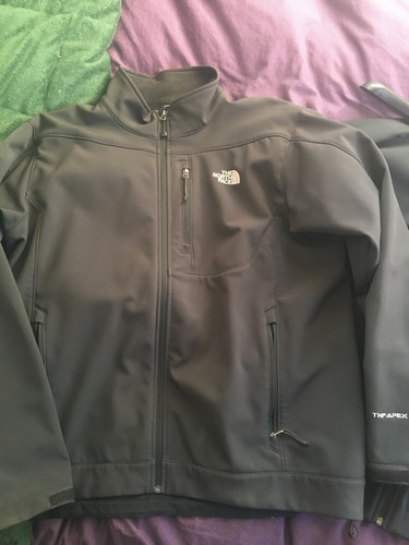 the north face xl softshell
