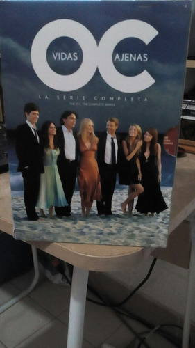 the oc en español latino paquete box set
