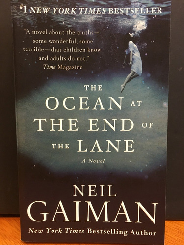 the ocean at the end of the lane - neil gaiman - rincon 9