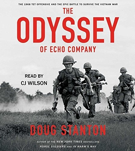 the odyssey of echo company : doug stanton