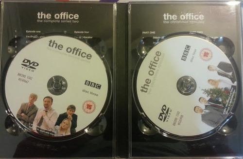 the office - primera temporada y segunda temporada