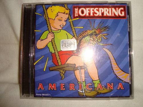 the offspring americana audio cd en caballito*