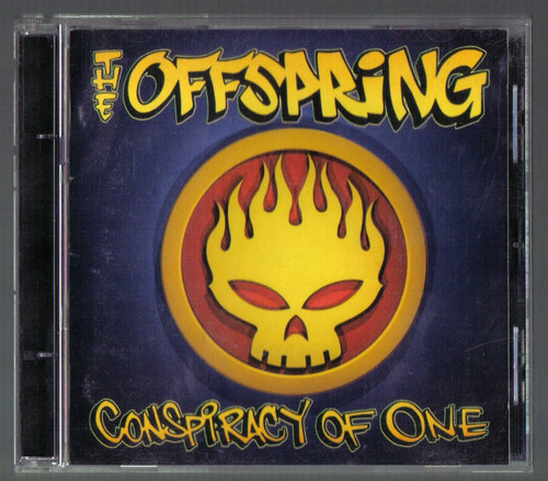 the offspring conspiracy of one cd multimedia section 2000