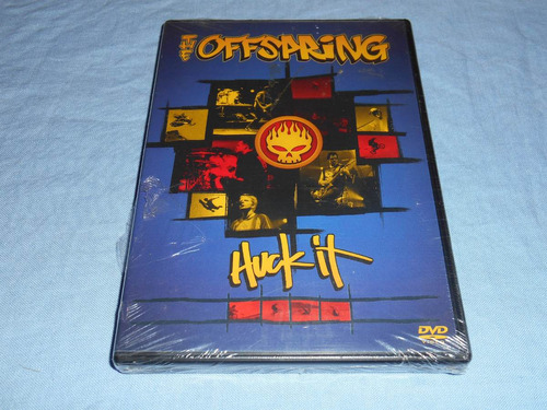 the offspring - dvd huck it (ramones,bad religion,green day)