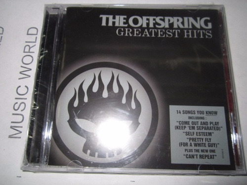 the offspring greatest hits cd  disponible!