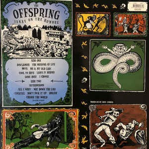 the offspring - ixnay on the hombre - lp