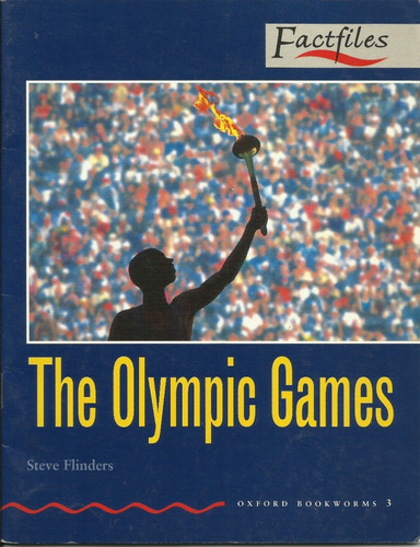 the olympic games - steve flinders - editorial oxford