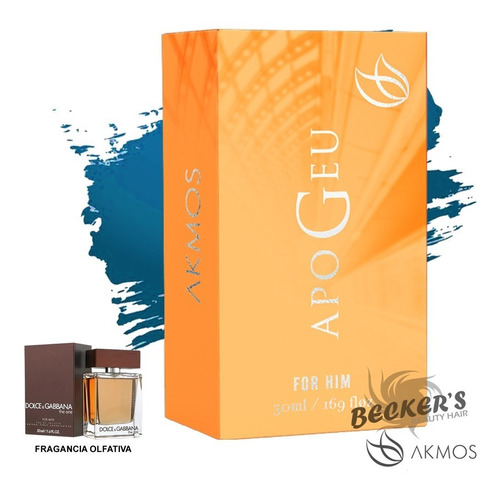 the one dolce gabanna perfume masculino apogeur akmos 50ml