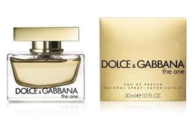 1fcbe65da8 Dolce Gabbana The One - Perfumes no Mercado Livre Brasil