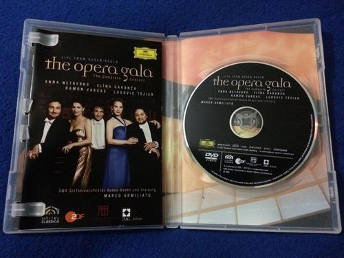 the opera gala: live from baden-baden  netrebko - garanca