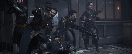 the order 1886 juego ps4