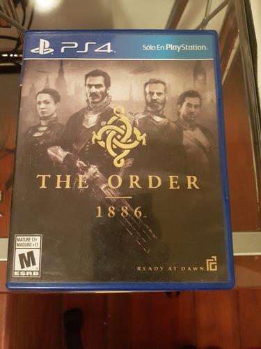 the order 1886 para ps4