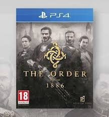 the order 1886 ps4 fisico comercializadora dya