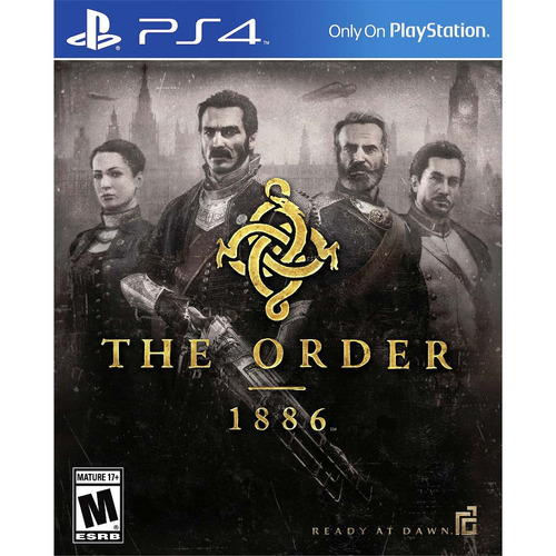 the order 1886 ps4 fisico sellado. raul games