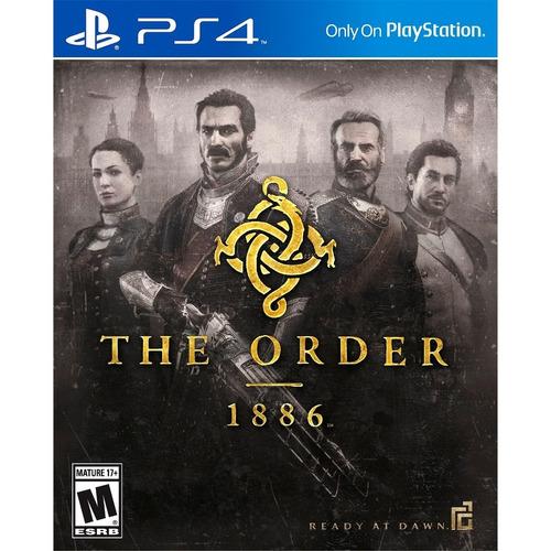 the order 1886 ps4 sellado original nuevo - addware