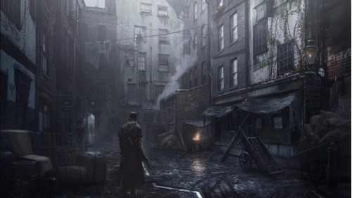 the order 1886 video juego ps4