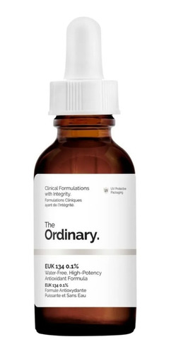 the ordinary anti idade facial euk 134 0,1% original