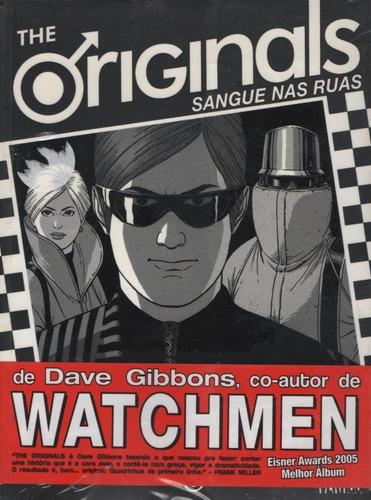 the originals - hq - dave gibbons - co-autor de watchmen