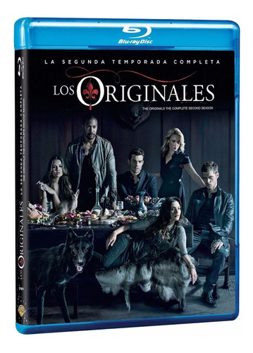 the originals los originales temporada 2 dos serie blu-ray