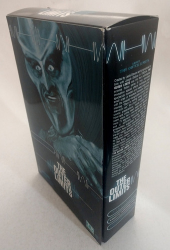 The Outer Limits Nightmare Sideshow Red cobra toys